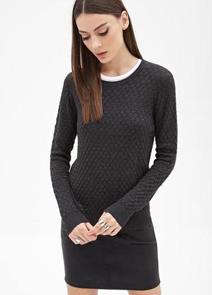 Базовый оригинальный джемпер \ свитер от 🍒 forever21.