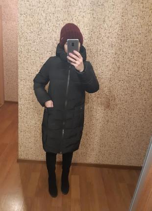 Пальто зимнее ksa