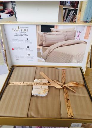 Бамбуковий комплект постільної білизни розміру євро