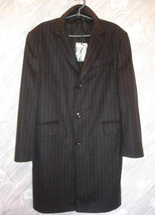 """Классическое пальто """"next""""   венгрия  48-50 р сток."""