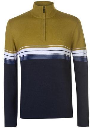 Свитер pierre cardin. размеры m, l. гольф. джемпер, пуловер, кофта, кардиган