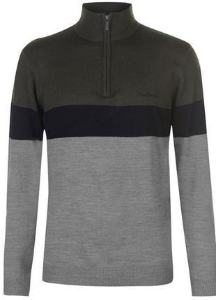 Свитер pierre cardin. размеры m, l, xl. гольф. джемпер, пуловер, кофта, кардиган