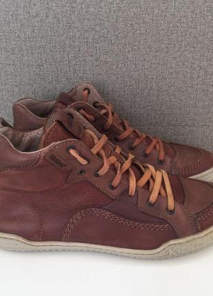 Чоловічі черевики kickers мужские ботинки