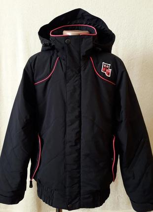 Зимняя термо куртка фирмы obscure p. 140
