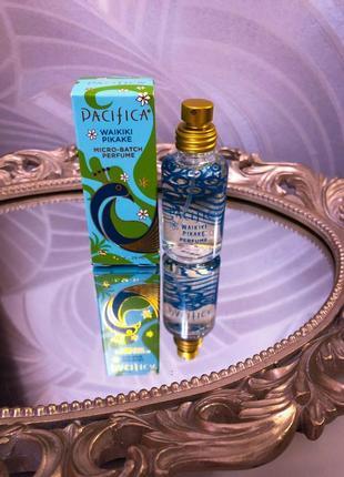 Натуральный парфюм waikiki pikake pacifica из америки