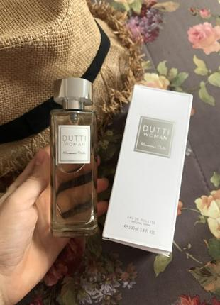Духи парфюм massimo dutti