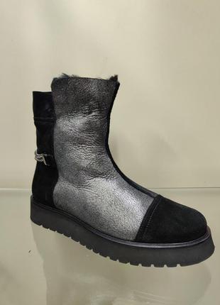 Зимние ботинки marzetti 6872 (италия)