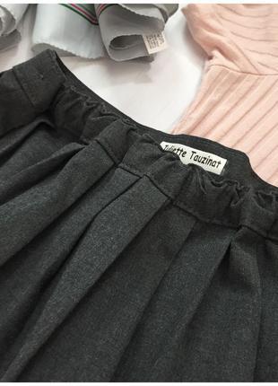 Очень красивая плисерованая юбка
