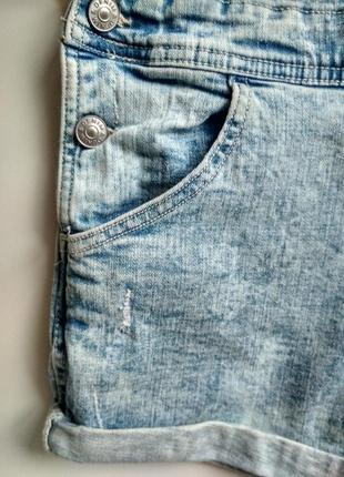 Комбез джинсовий h&m3