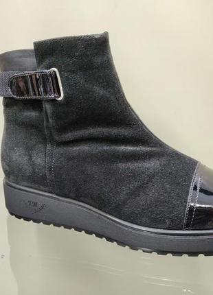 Зимние ботинки marzetti 6507(италия)
