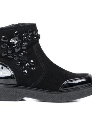Зимние ботинки marzetti 71162(италия)