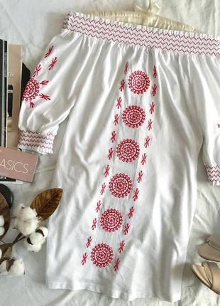 Блуза вышиванка primark