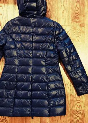 Женский теплый пуховик куртка
