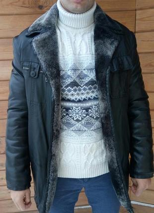 Дубленка куртка курточка