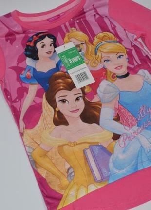 Красивая кофточка с принцессами от disney на девочку 8 лет ( рост 128)2