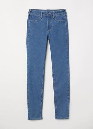 Джины skinny regular h&m (gap,next,zara) 28 29 30 размеры