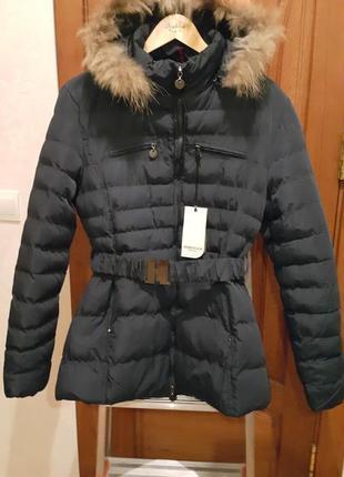 Куртка на синтетичному утеплювачі.