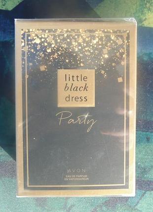 парфюмная вода little black dress party