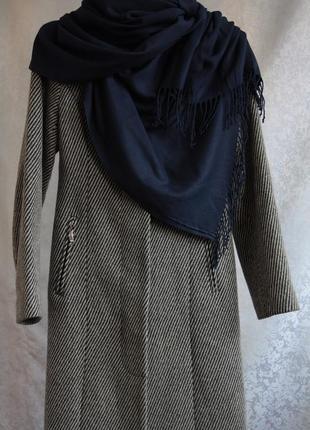 Бесплатная доставка!  стильное базовое пальто р. s италия