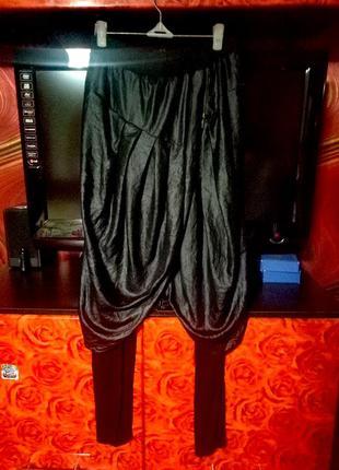 Лосины с пришитыми юбками.