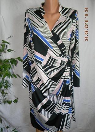 Платье новое на запах wallis