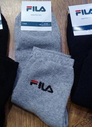 Мужские носки Fila 2019 - купить недорого мужские вещи в интернет ... 5d978f359c2