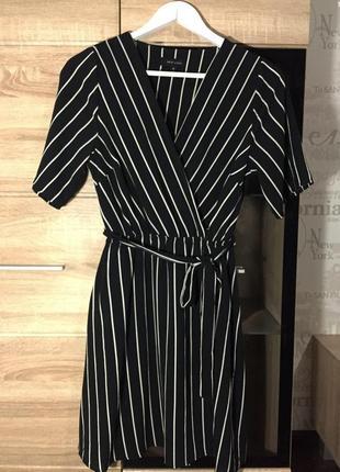 Платье-кимоно new look