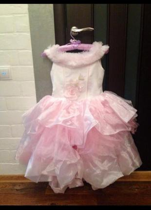 Платье нарядное, бальное, выпускное