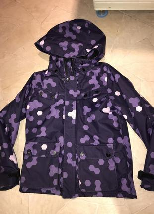 Курточка н&m термо зимняя