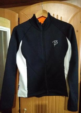Bjorn daehlie технологичная спортивная куртка для бега