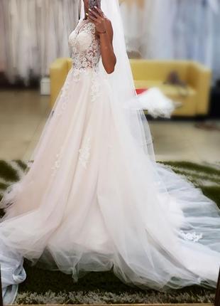 Продам идеальное свадебное платье1