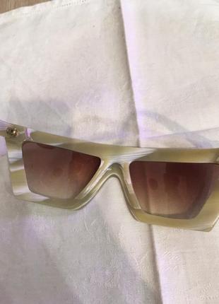Винтажные очки karl lagerfeld