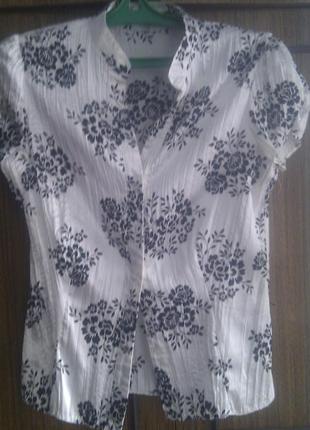 Стильная фирменная блузка