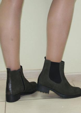 Имние ботинки caprice германия, оригинал. натуральная кожа, мех 36-39