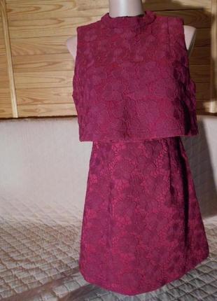 Платье вечернее lavish alice