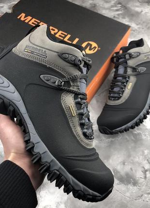 Мужские ботинки merrell thermo 6 waterproof р.41-48