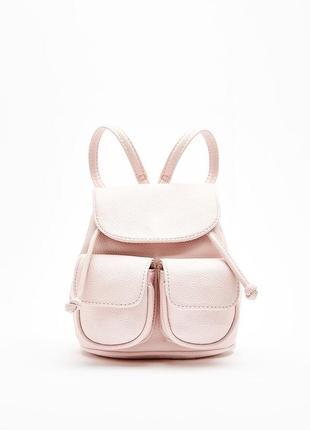 Маленький рюкзак bershka