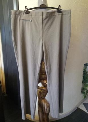 Суперкачество!брюки большого размера,56-58