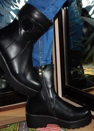 15130dadb Зимние ботиночки!цена снижена на последние размеры!, цена - 299 грн ...