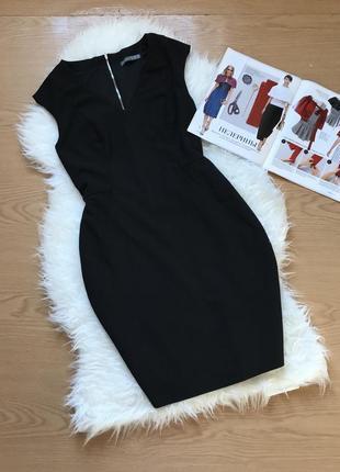 Платье миди. класичное платье.