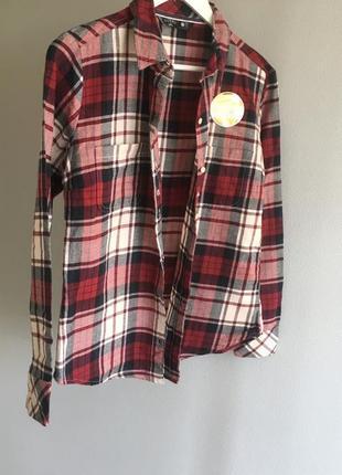 Рубашка lee s/m