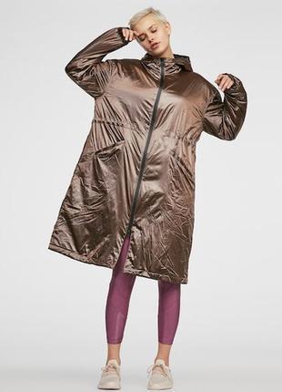 Куртка-парка на подкладке