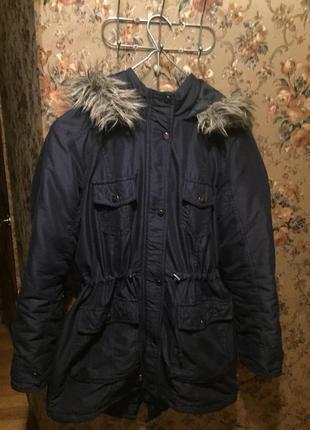 Парка куртка пуховик