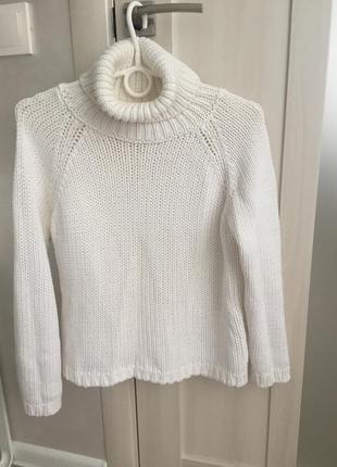 Вязаный свитер stradivarius