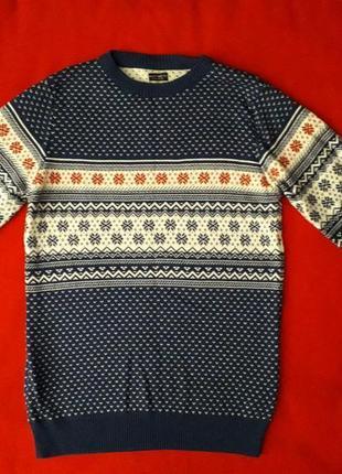 Теплый свитер кофта джемпер next
