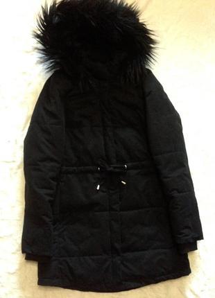 Стильна куртка - парка