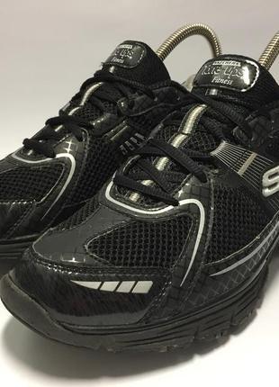 Женские кроссовки для фитнеса skechers tone ups fitness