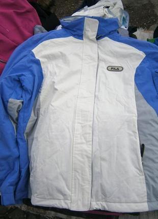 Куртка лижня