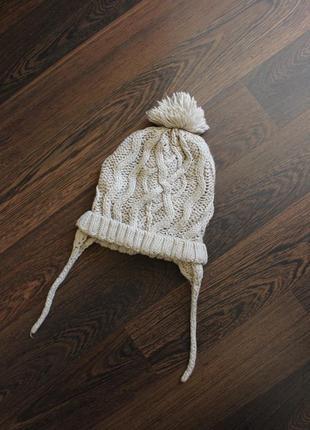 Детская шапка шапочка