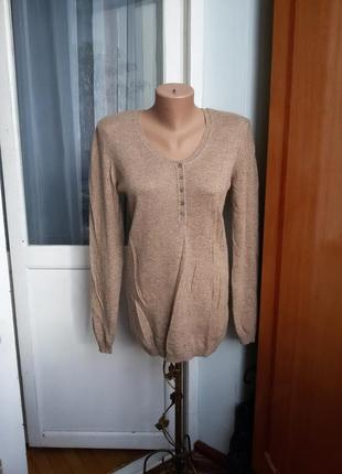Кашемировый свитер madeleine  100% кашемир